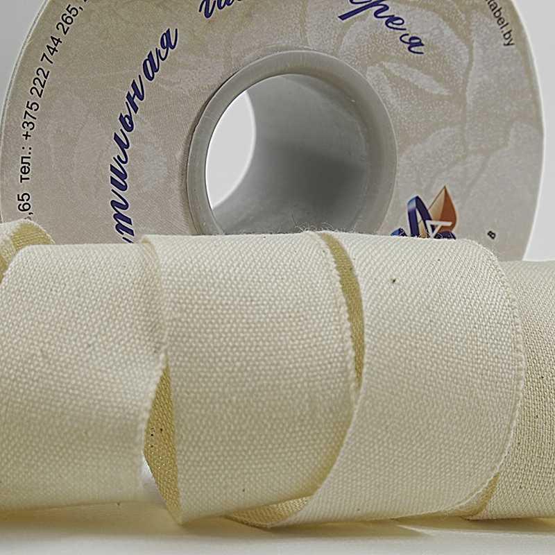 Applied tape