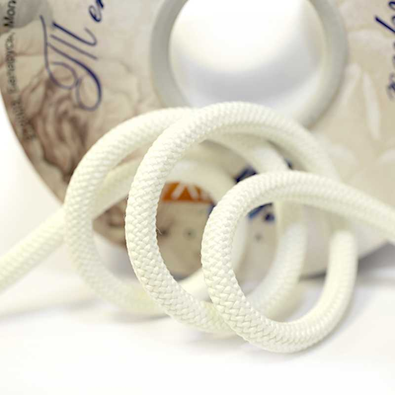 KNITTED ELASTIC CORD